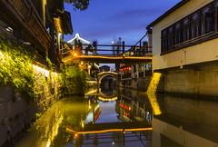 XinChang Water Village, Shanghai (YG Low) Tags: canon 60d tokina 1224 travel shanghai architecture china village tokinaaf1224mmf4