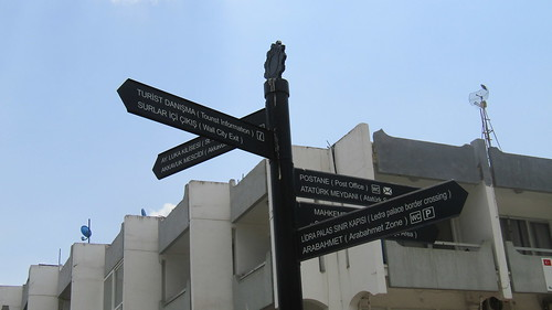 Directions in Lefkosia