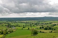 Co. Wexford Landscape, Ireland (murtphillips) Tags: wexford ireland farmland colour sky clouds green fields monasootha raheen
