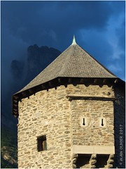 Tour de la Rochelle et Croix des Têtes