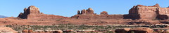 Wooden Shoe Arch (Bob Franks) Tags: wooden shoe arch canyonlands national park needles district druid