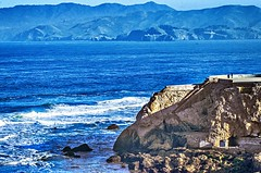 soberanes and cliffs on pacific ocean coast california (DigiDreamGrafix.com) Tags: city coast coastal scenic san california cliffs francisco ca green blue background colorful view sky beautiful gold beauty nature water golden trees pine forest far scenery american us usa bay beach coastline shore north northern hillside area waves hills distant rocky america cypress aerial breaking forested county marin muir bigsur santacruz soberanes hike