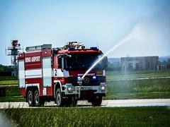 fire_car (ladic_1) Tags: fire car water color czech action panasonic dmc fz50