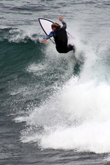 Bells beach surfer#1 (Mik Arber) Tags: bells beach surfer australia