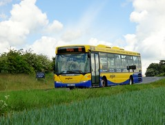 anglianbus 455 - AN61LAN (Zak Nelson) Tags: anglianbus routeab88 an61lan 455 2017 scania k230ub omnilink