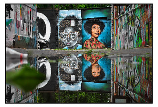 STREET ART by CARLEEN DE SOZER & DREPH