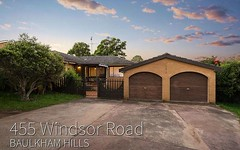 455 Windsor Road, Baulkham Hills NSW
