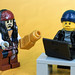 Jack Sparrow Voodoo made Hacker wanna cry