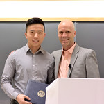Yueyang Chen, Honors in Psychology & James Spoor Scholarship; Professor Daniel Simons