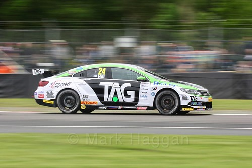 Jake Hill at Oulton Park, May 2017