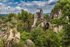 Bastei Brücke (Michael Bliefert) Tags: 2017digicornertreffenimelbsandsteingebirge bastei deutschland elbsandsteingebirge event geographie landschaft rathen sachsen sächsischeschweizosterzgebirge