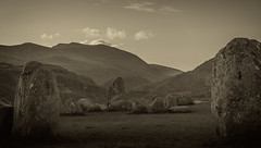Sunrise over Castlerigg Stone Circle(19) (Walks in Dreams) Tags: walking mystical stonecircle landscape kevincjpoole lakedistrict standingstone sacred mountains cumbria mysterious keswick england castleriggstonecircle mountain worldheritagesite
