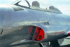 """Lockheed T-33A Shooting Star 4 • <a style=""""font-size:0.8em;"""" href=""""http://www.flickr.com/photos/81723459@N04/34837979856/"""" target=""""_blank"""">View on Flickr</a>"""