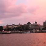 Danube River Panorama, Budapest, May 2017 thumbnail