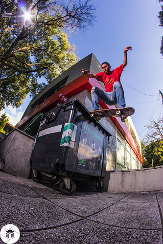 Daniel Marquez - Bs noseslide
