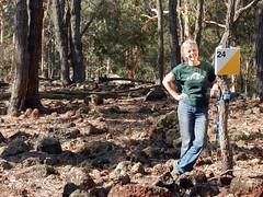 No time to rest (LeelooDallas) Tags: western australia bannister landscape tree forest bush eucalyptus dana iwachow nikon s9200