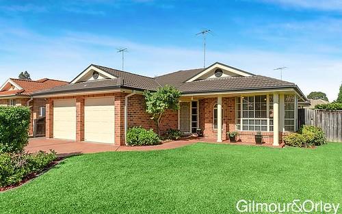6 Austen Pl, Kellyville NSW 2155
