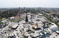 Al-Zawra Amusement park - مدينة العاب الزوراء (MohammadAliHuzam) Tags: zawra zawraa baghdad iraq park amusement mansour harthyia wheel ferris بغداد العراق مدينة العالب الزوراء متنزه المنصور الحارثية دولاب هواء