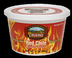 Bueno Medium Hot Red Chile (Bueno Foods) Tags: redchile