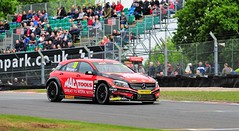 Dunlop MSA BTCC British Touring Car Championship Oulton Park 2017 (sab89) Tags: dunlop msa btcc british touring car championship oulton park 2017 racing saloon cars sports track adam morgan mercedes benz aclass