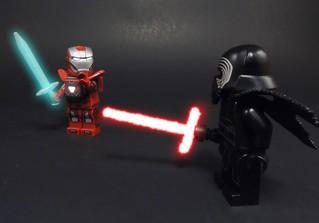 Cross Sword Battle