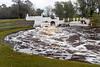 Rushing Water Emerging - San Antonio de Areco (BlueVoter - thanks for 2M views) Tags: sanantoniodeareco rioareco