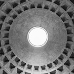 Roof of the Pantheon - Rome thumbnail