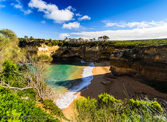 Loch Ard Gorge Beach @ Port Campbell National Park - Port Campbell, Victoria, Australia (Paul Diming) Tags: pauldiming victoria evacarmichael nationalpark lochardgorge landscape fall dailyphoto rocks thomastomrpearce portcampbell clipper portcampbellnationalpark australia lochard limestone greatoceanroad limestonerocks clippership parksvictoria shireofcorangamite d7000 southernocean gorge victoriaaustralia au