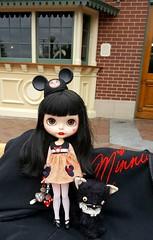 Minnie and Figaro