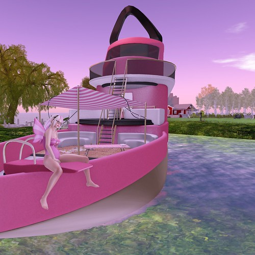 thearcade astralia lcky decoy chicchca pink fuel secondlife secondlifefashion secondlifeevents lelutka pinkfuel