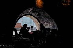 KizKulesi (Maiden Tower) turkey istanbul restaurant (bryanasmar) Tags: kizkulesi maiden tower turkey istanbul fuji xt20 xf1655 28