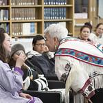 Elder Manitok Thompson and Jenny Klengenberg / L'aînée Manitok Thompson et Jenny Klengenberg thumbnail