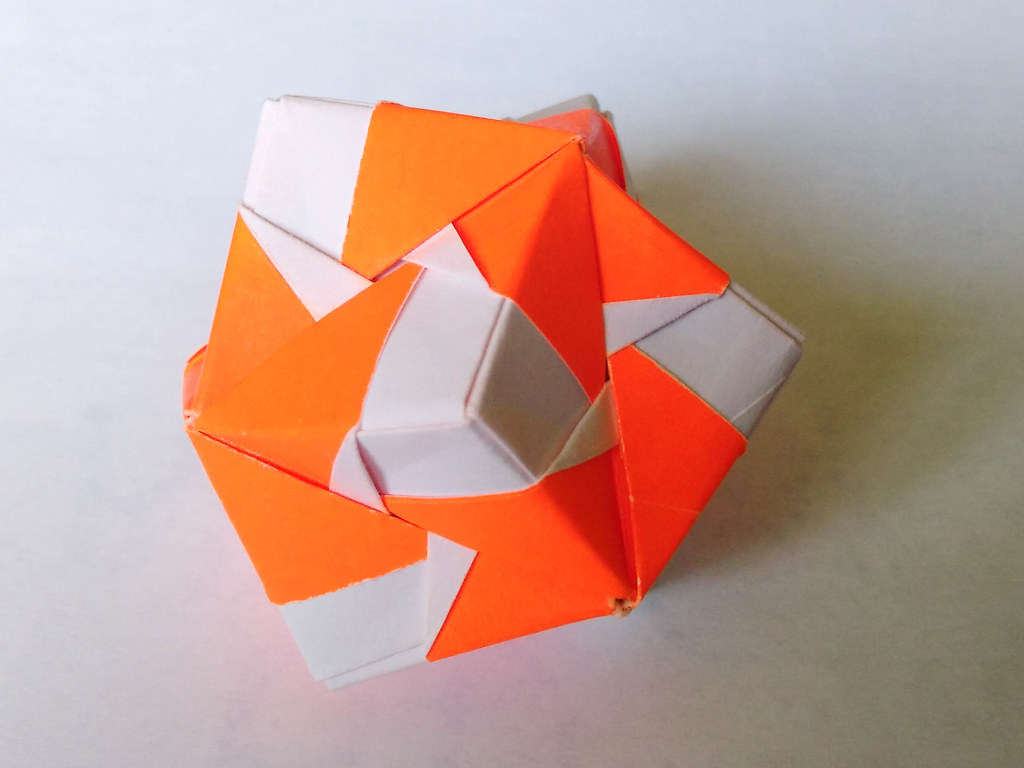 The World's Best Photos of origami and sonobe - Flickr ... - photo#24