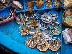 The Abandoned Village of Yim Tin Tsai 7 (Feldore) Tags: hongkong sai kung boat selling fish colourful hong kong feldore mchugh em1 olympus 1240mm market fishing baskets