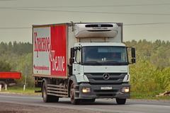 Mercedes-Benz Axor 1823  С 290 КК 174 (RUS) (zauralec) Tags: kurgancity therouter254irtysh курган город грузовик трасса р354 р254 иртыш mercedesbenz axor 1823 с 290 кк 174 rus