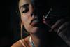 Ti amo il venerdì sera. (elizamarie0320.) Tags: sigaretta cigarette girl ginger hair gingerhair red redhair italian lips