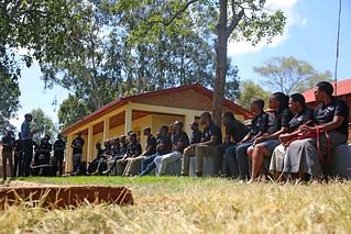 Kwibuka 23, AERG National Coordination Committee and Staff visited Nyarubuye Genocide Memorial Site | June 10, 2017
