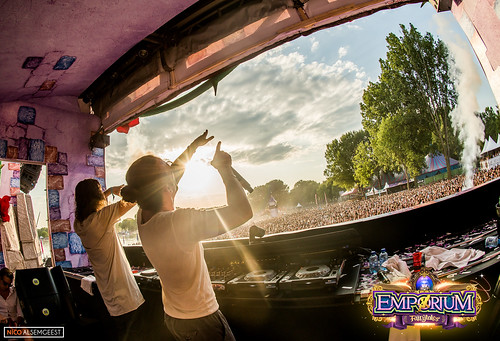 Dimitri Vegas & Like Mike @ Emporium Fairytales