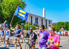 2017.06.11 Equality March 2017, Washington, DC USA 6604