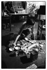 Clive Bell/Rie Nakajima/Sylvia Hallett/David Ross @ Cafe Oto, London, 14th June 2017 (fabiolug) Tags: clivebell rienakajima sylviahallett davidross improv improvisation cafeoto london dalston music gig performance concert live livemusic leicammonochrom mmonochrom monochrom leicamonochrom leica leicam rangefinder blackandwhite blackwhite bw monochrome biancoenero 35mmsummicronasph 35mmf2summicronasph summicronm35mmf2asph summicron35mmf2asph 35mm summicron leicasummicron leica35mm