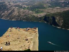 20160608_04 Preikestolen a.k.a. Pulpit Rock, a cliff 604 m above Lysefjorden, Norway (ratexla) Tags: ratexla'snorwaytrip2016 preikestolen norway 8jun2016 2016 canonpowershotsx50hs norge scandinavia scandinavian europe beautiful earth tellus photophotospicturepicturesimageimagesfotofotonbildbilder europaeuropean summer travel travelling traveling norden nordiccountries roadtrip wanderlust journey vacation holiday semester resaresor landscape nature scenery scenic ontheroad sommar norwegian fjord fjords lysefjord lysefjorden coast ocean ratexla photosbyjosefinestenudd water pulpitrock almostanything unlimitedphotos favorite inagallery