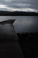 By yon gloomy banks (Lucky Poet) Tags: balloch lochlomond scotland slipway water