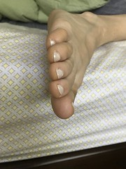 Soles & Toes (Ped-antics) Tags: sexy soles toes woman wrinkles heels