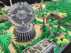 IdS@LLD Star Wars Tage 2017_130 (Bricknator) Tags: imperium der steine angus mcinnes lego star wars rogue one tatooine landingcraft sentinel shuttle ids legoland tage