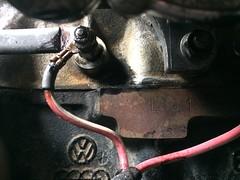 Engine VW LT1 2.4 TD 1996 (HarmvVugt) Tags: lt35 lt camper motor acl engine