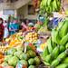 Obst auf dem Mercado dos Lavradores in Funchal
