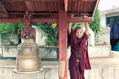 (espinozr) Tags: 2014 asia burma kalaw myanmar southeastasia theintaungpagodamonastery monk apprentice buddhism