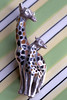 45. Silver - a Precious Metal - Explored (Carol (vanhookc)) Tags: precious 52in2017 giraffes pin brooch taxco mexico jewelry silver sterling 925 inexplore