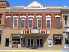 Opera House, Clear Lake, IA (George Baritakis) Tags: movies theater art vintage travel travelling travelblog usa