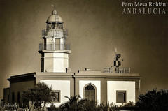 Faro Mesa Roldán (Juan Carlos Balbás) Tags: carboneras almería faro lighthouse andalucía